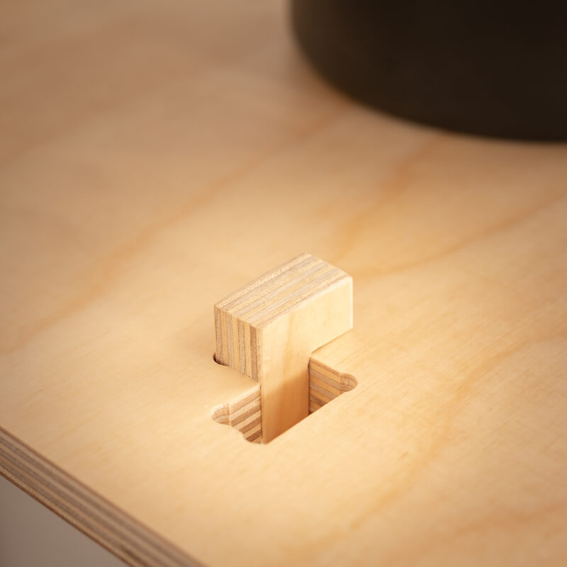 16boxes Detail Stecksystem