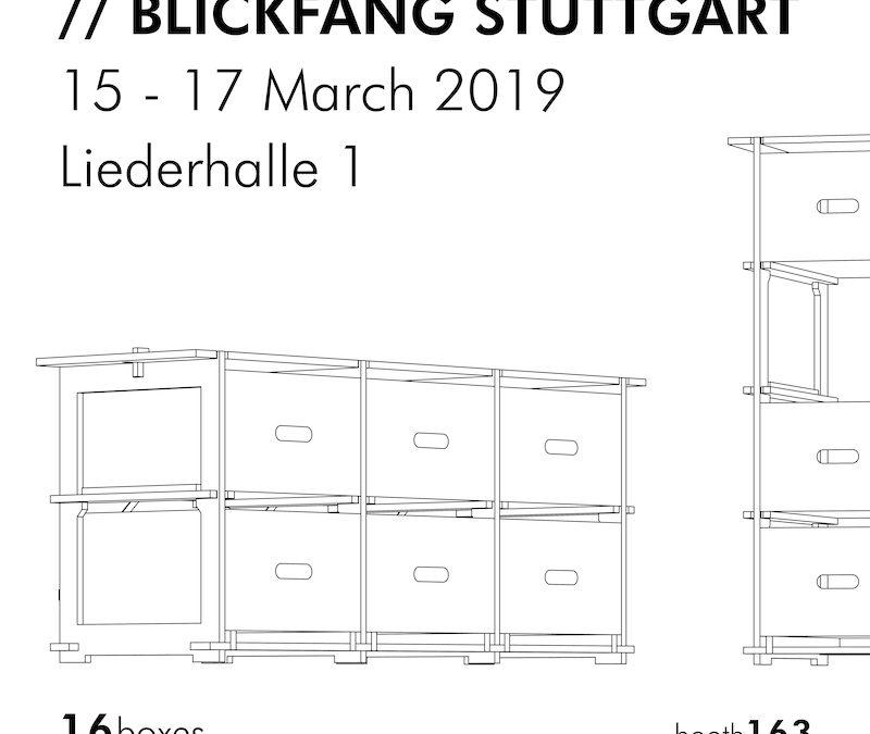 16boxes auf der Blickfang Stuttgart