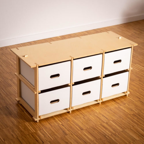 16boxes - ThreebyTwo (3x2)