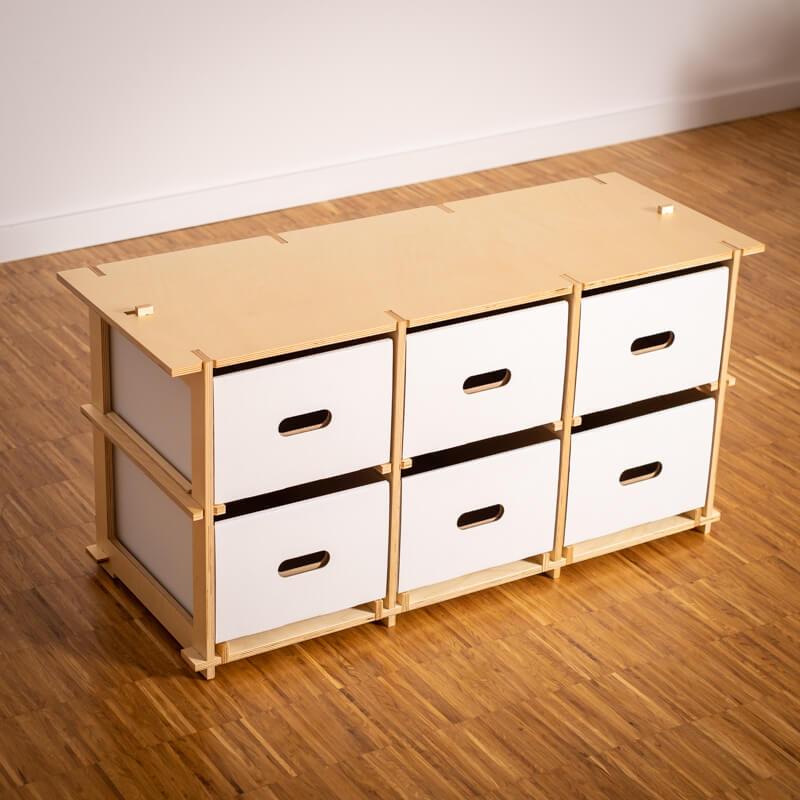 16boxes - ThreebyTwo (3x2)