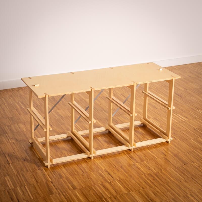 16boxes - ThreebyTwo (3x2) Empty