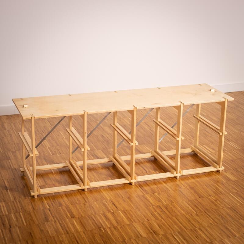 16boxes - FourbyTwo (4x2) Empty