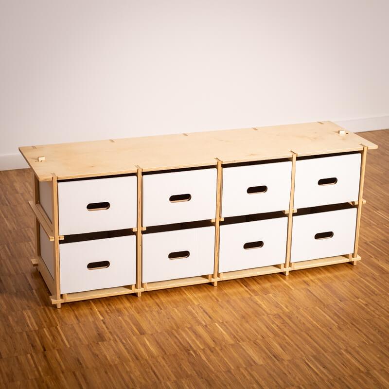 16boxes - FourbyTwo (4x2)