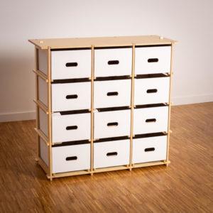 16boxes - ThreebyFour (3x4)