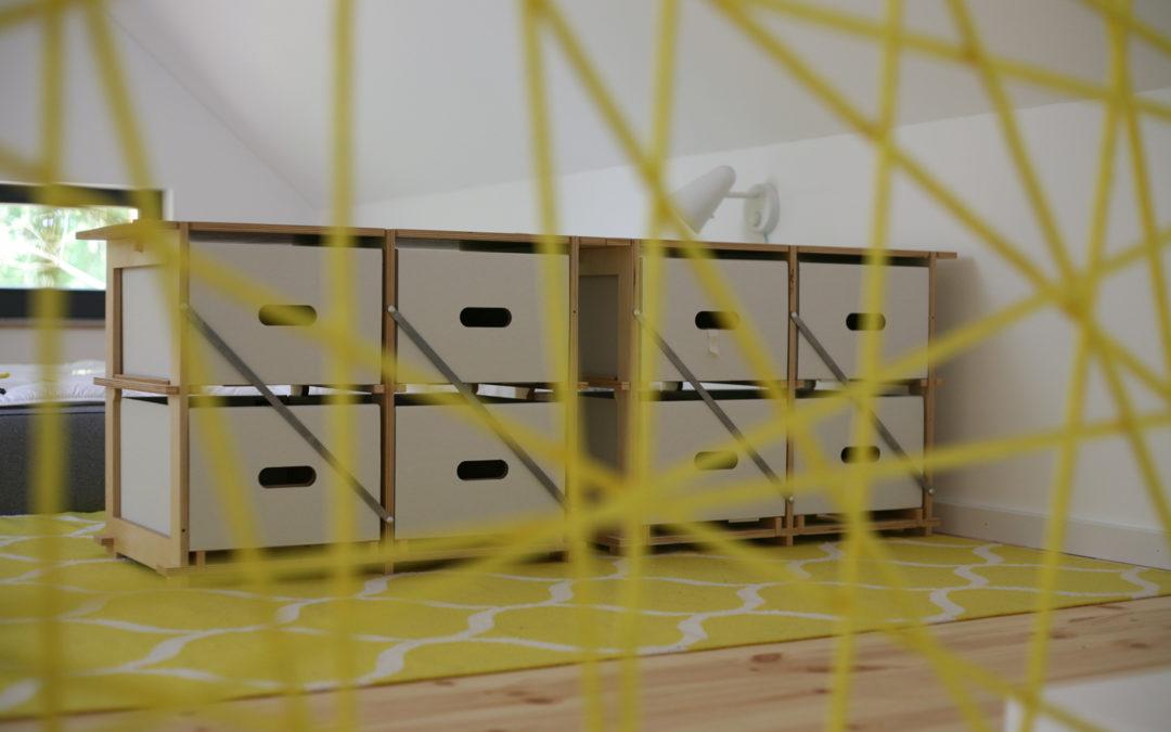 Nachhaltiges Design in der Natur erleben – 16boxes meets Knütthuus