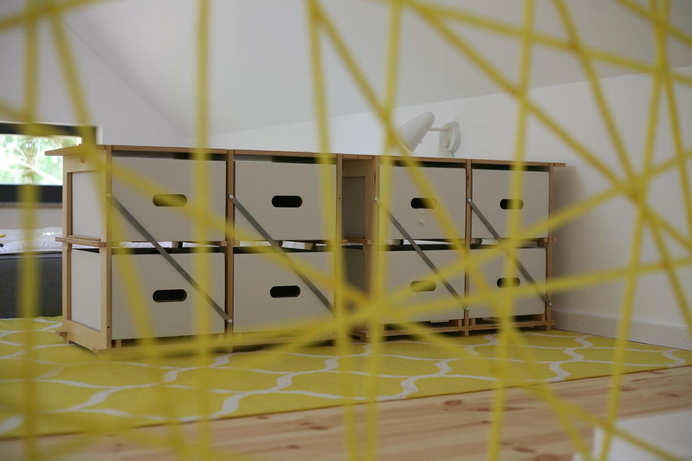 16boxes meets Knütthuus