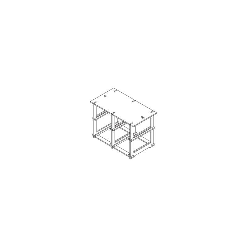 16boxes - TwobyTwo (2x2)